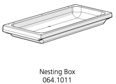 Cube Mk2 Nesting Tray (064.1011)