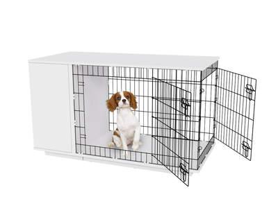 Fido Studio 36 - Kojec dla Psa - Biały