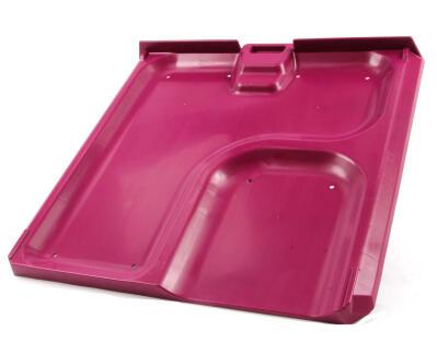 Eglu Go - Dropping Tray - Purple (005.0010.0004)