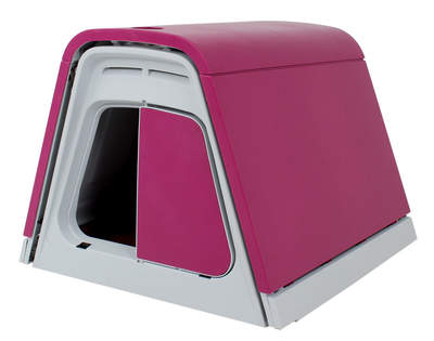 Eglu Go Guinea Pig Hutch with Accessories - Purple