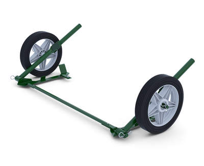 Eglu Go - Wheel Set