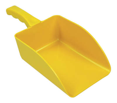Feed Scoop Small Yellow