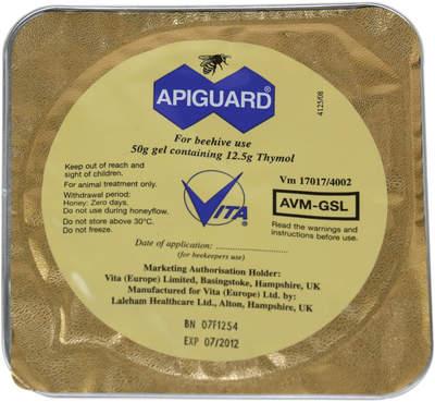 Apiguard 10 x 50g