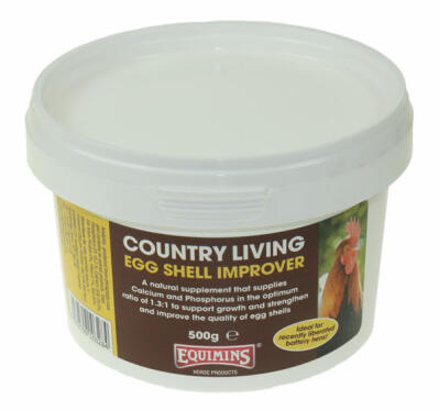 Equimins Egg Shell Improver 500g
