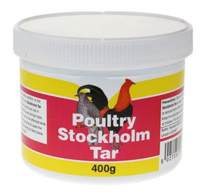 Goudron de Stockholm pour volailles de Battles - 400 g