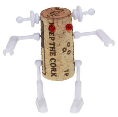 Kit robot pour bouchon de liège - Bella