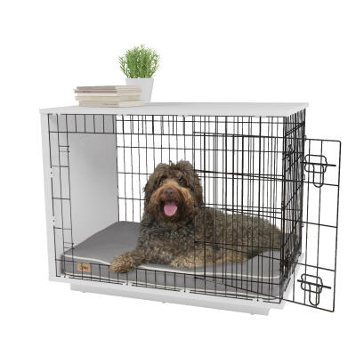 Fido Studio 36 Dog Crate - White