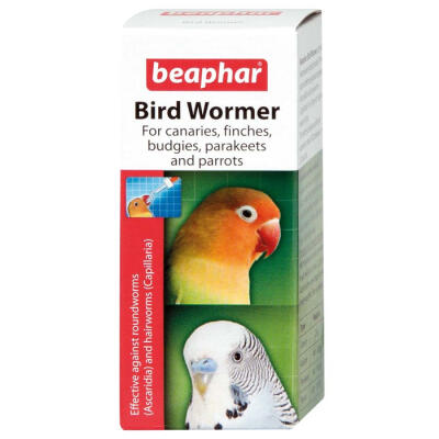 Beaphar Aviary Bird Wormer 10ml