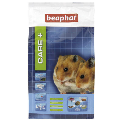 Beaphar Care+ Hamster Food 250g