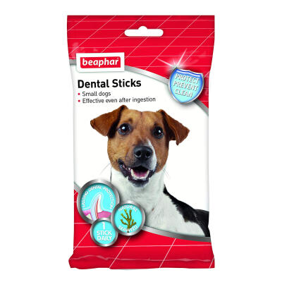 Beaphar Dental Sticks for Small Dogs