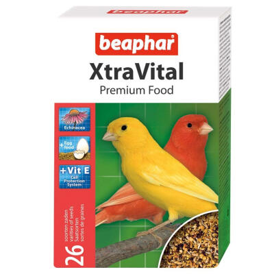Beaphar XtraVital Canary Food 250g