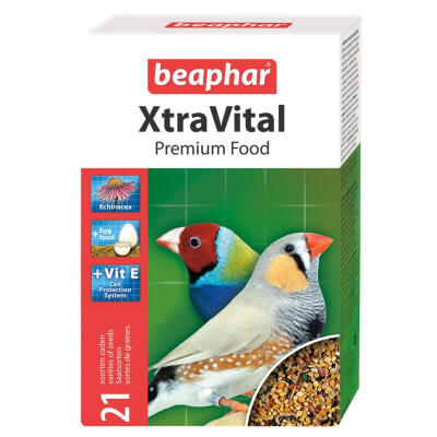 Beaphar XtraVital Finch Food 500g