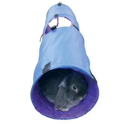 Boredom Breaker Rabbit Activity Tunnel 90cm