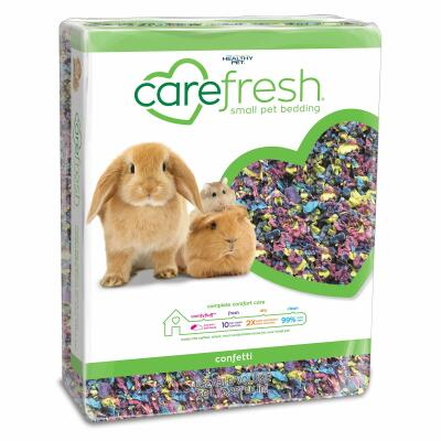 Carefresh Animal Bedding 50L - Confetti