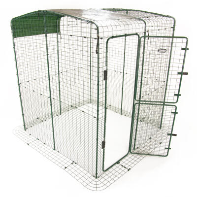 Combi Cover for Walk in Run - 2m