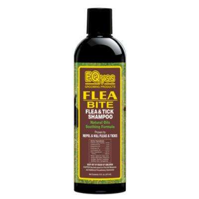 EQyss Flea Bite Flea & Tick Shampoo 16 oz