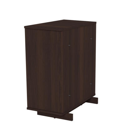 Fido Studio 36 - Walnut - Wardrobe