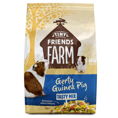 Tiny Friends Farm Gerty caviavoer - 5kg