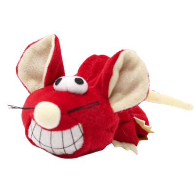 Jolly Moggy Cheeky Mouse Catnip Toy 15cm