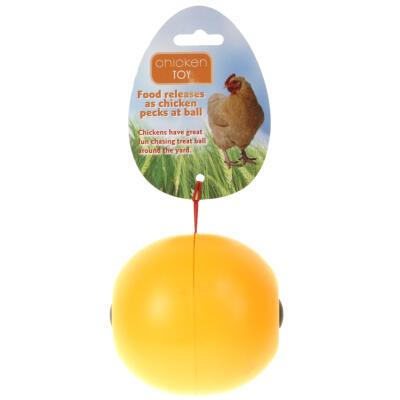 Zabawkowa Piłka dla Kurczaków Manna Pro
