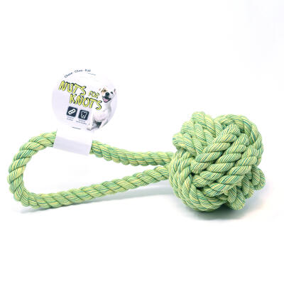 Nuts For Knots Dog Toy Tugger - Large 40cm