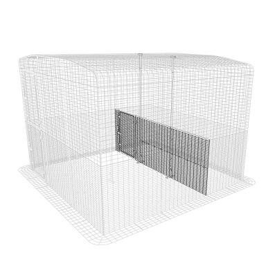 Catio Outdoor Cat Enclosure Partition Low - 3 Panels