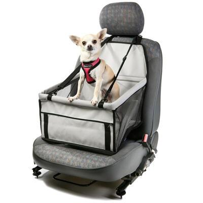 Autostoel voor kleine honden