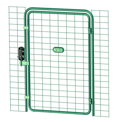 Outdoor Pet Run Top Door