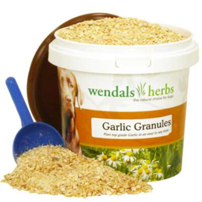 Wendals Herbs Dog Garlic Granules 500gms