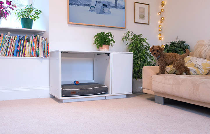 Fido Nook complements modern and traditional interiors