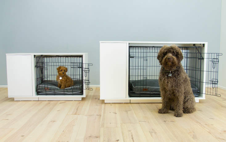 The Omlet Fido Nook is available in two sizes so you can choose the one that's perfect for your pup