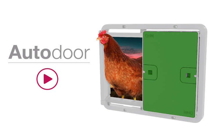 Omlet Automatic chicken coop door opener