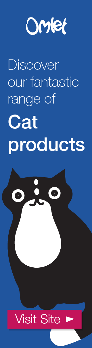 Cat Product Banner