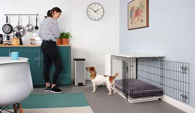 The Omlet Fido Studio comes with 2 doors as standard.