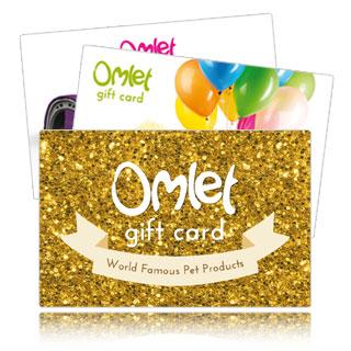 Omlet Gift Cards