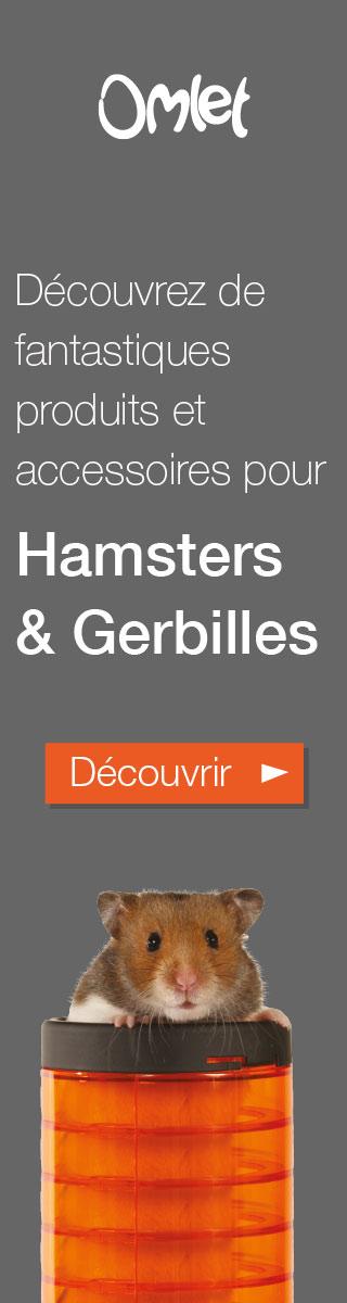 Découvrez de fantastiques produits et accessories pour Hamster and Gerbilles