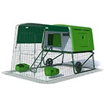 New Eglu Cube Chicken Coop