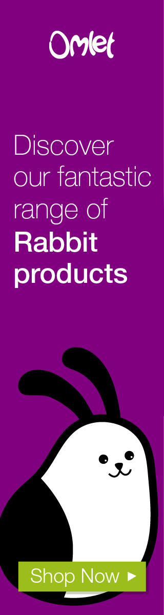 Rabbit Products Banner