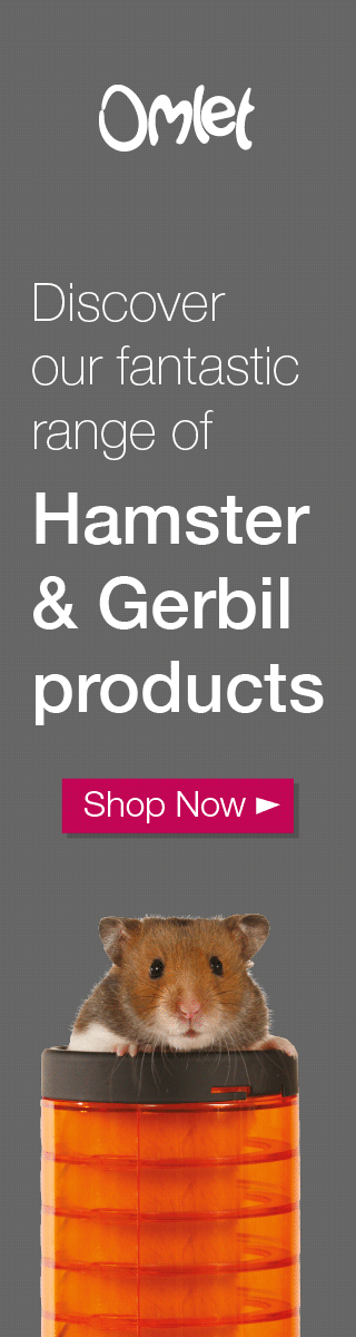 Hamster & Gerbil Banner