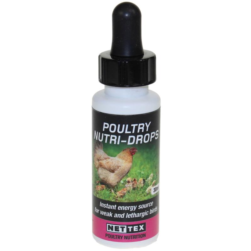 Vitamines et fortifiants pour poules